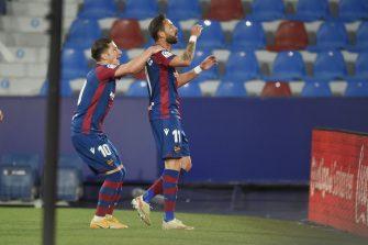 José Morales, Levante-Barça