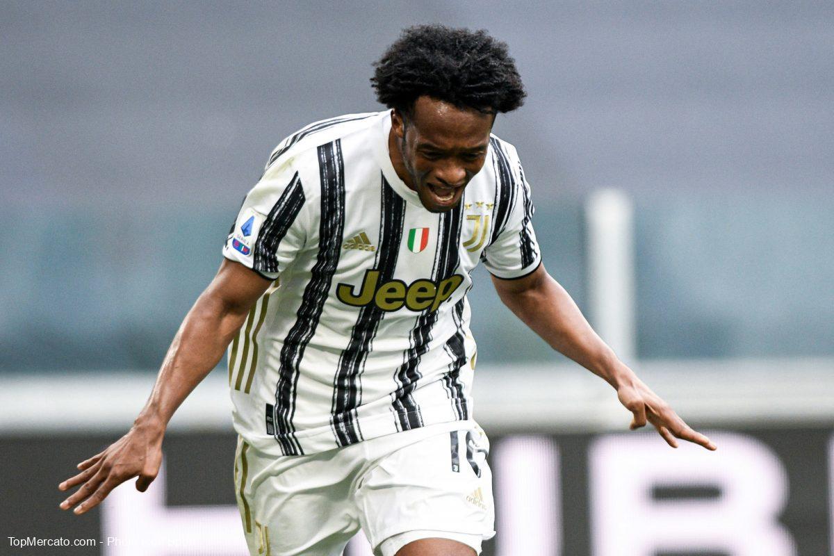 Juan Cuadrado, Juventus Inter Milan