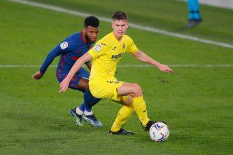 Juan Foyth, Villarreal Atletico Madrid