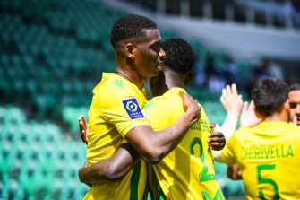 Kalifa Coulibaly, Nantes-Bordeaux