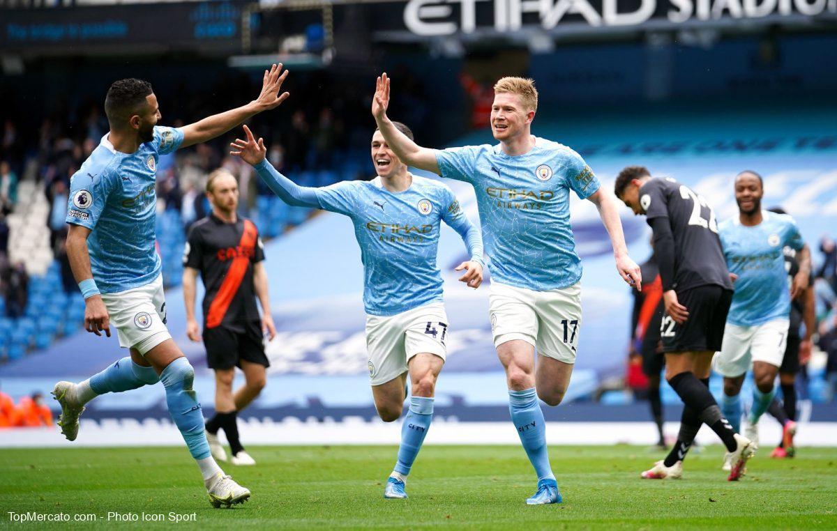 Kevin De Bruyne, Man City-Everton