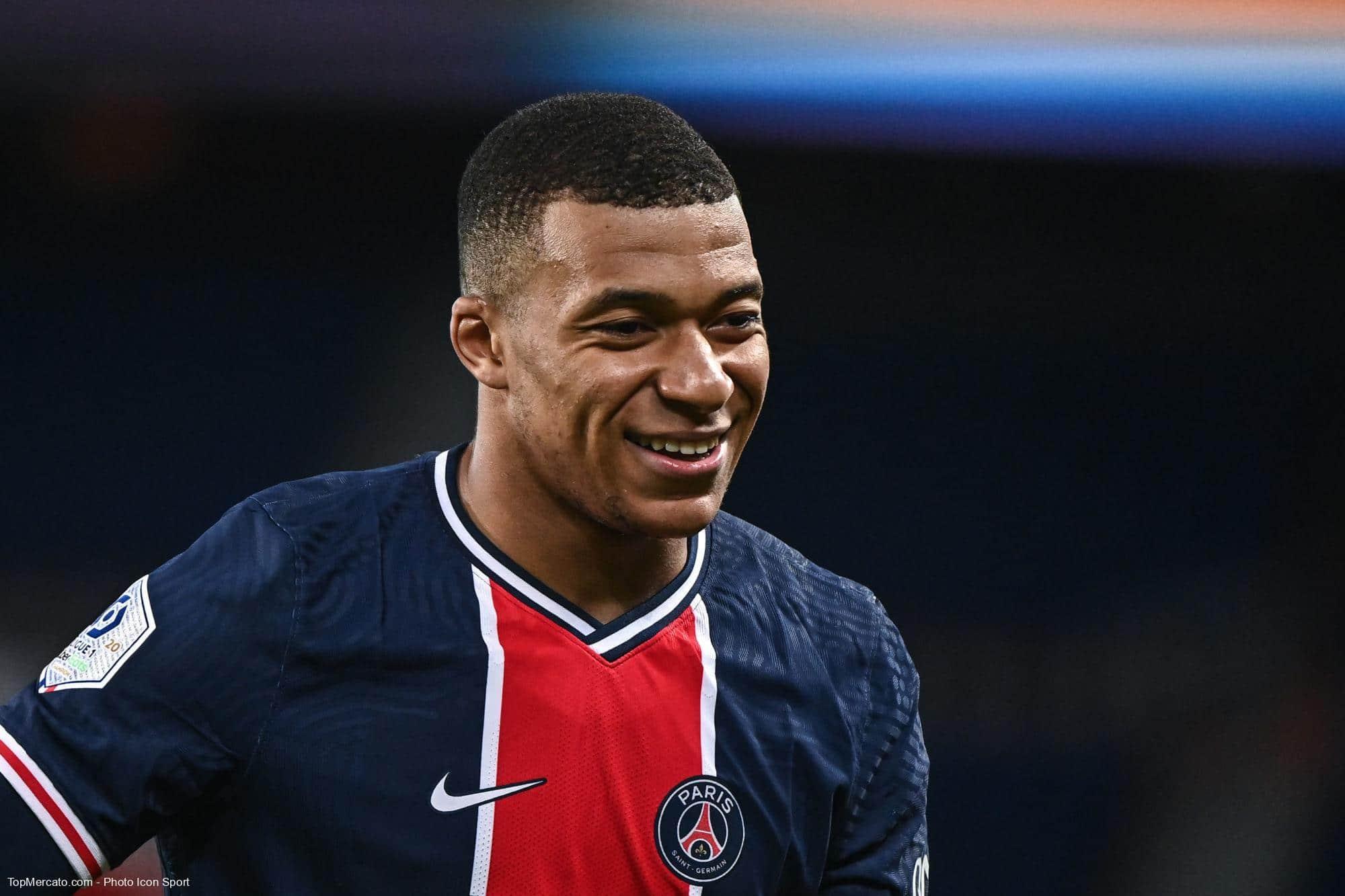 Kylian Mbappé, Paris Saint-Germain