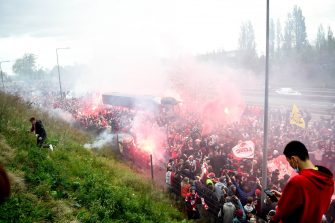 Lille, supporters