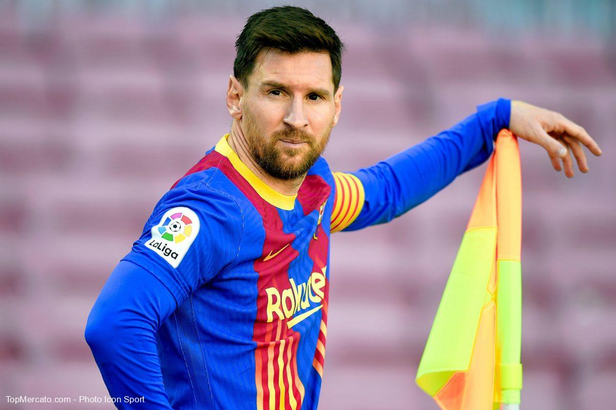 Lionel Messi, Barça Atletico Madrid