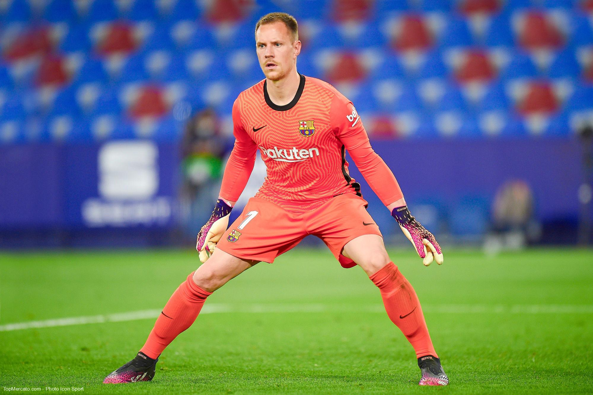 Marc-André ter Stegen, Barça