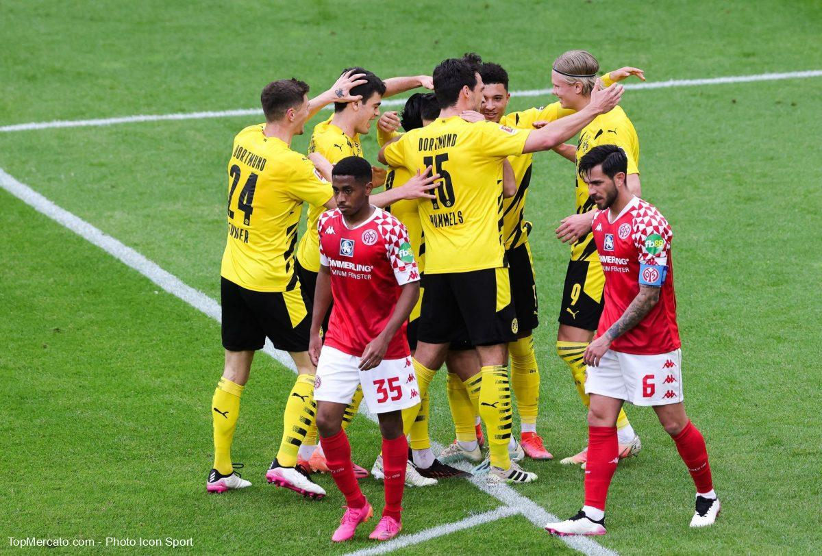 Mayence Dortmund
