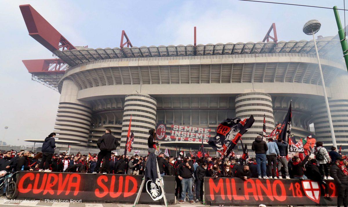 Milan AC, stade Giuseppe Meazza, San Siro
