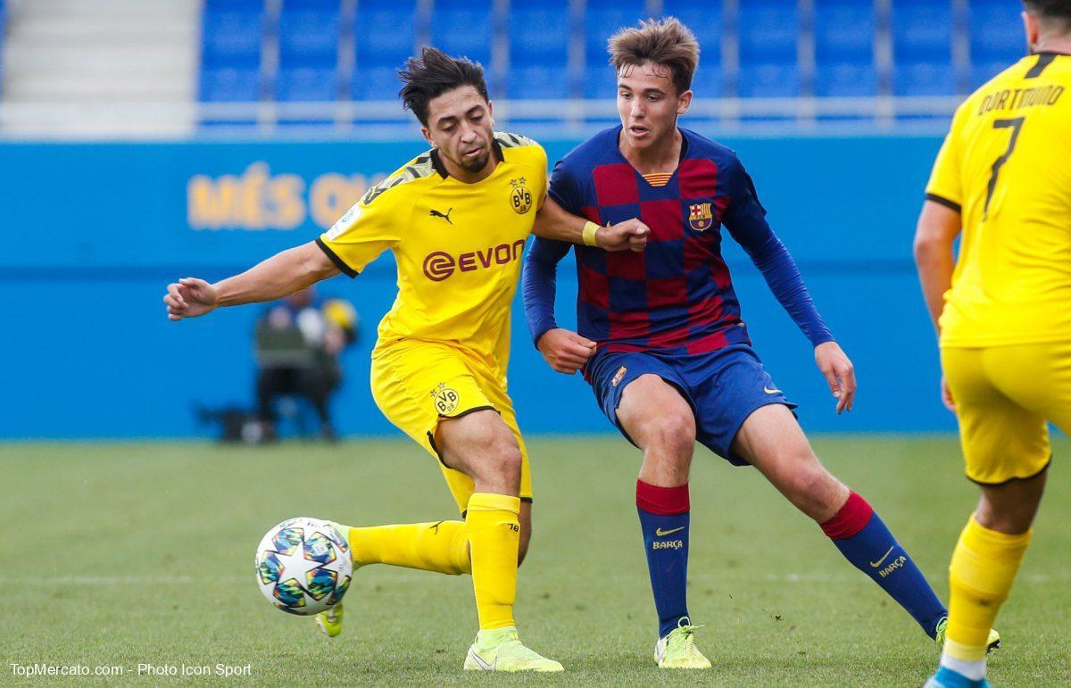 Nico Gonzalez, Barça