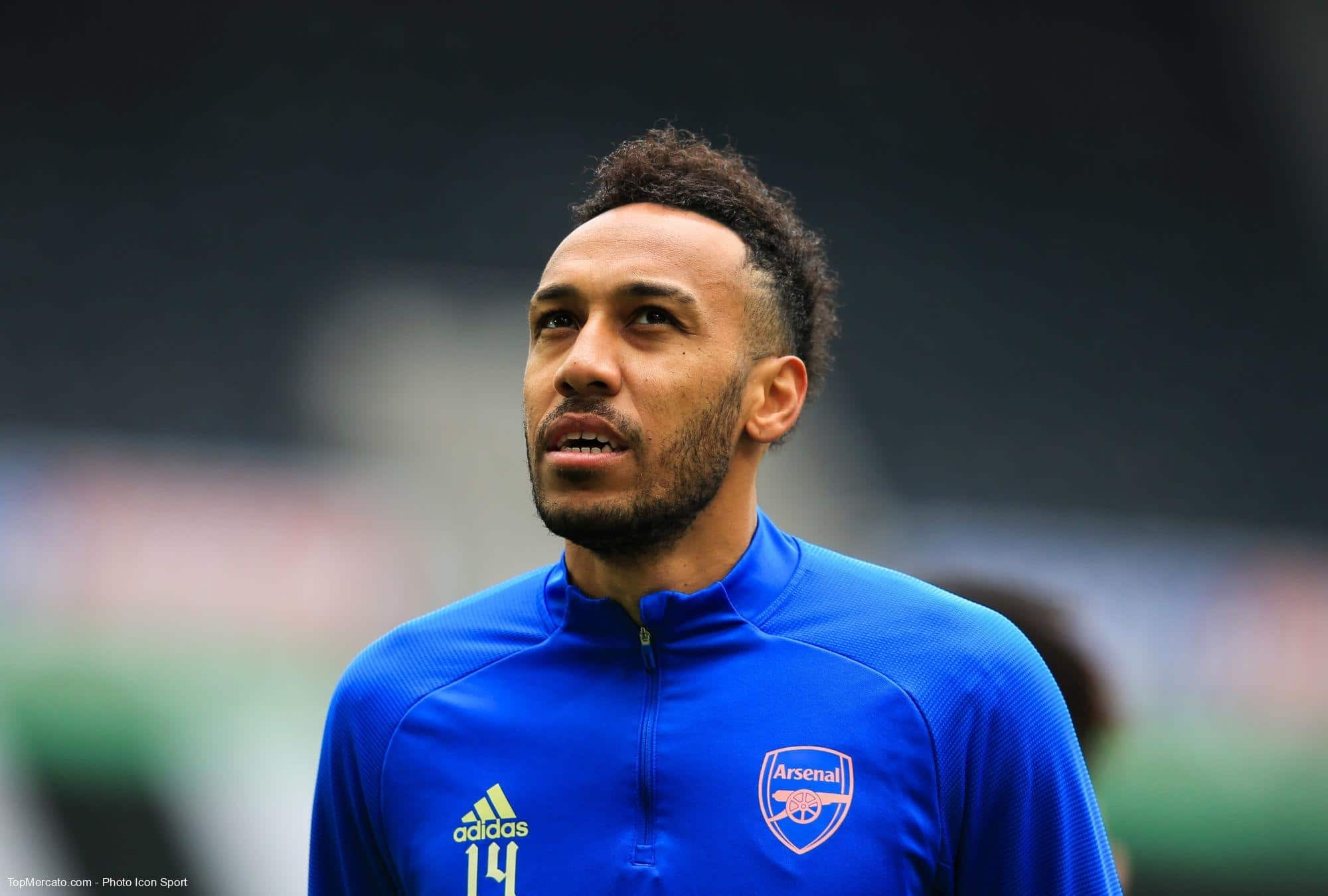 Pierre-Emerick Aubameyang, Arsenal Newcastle