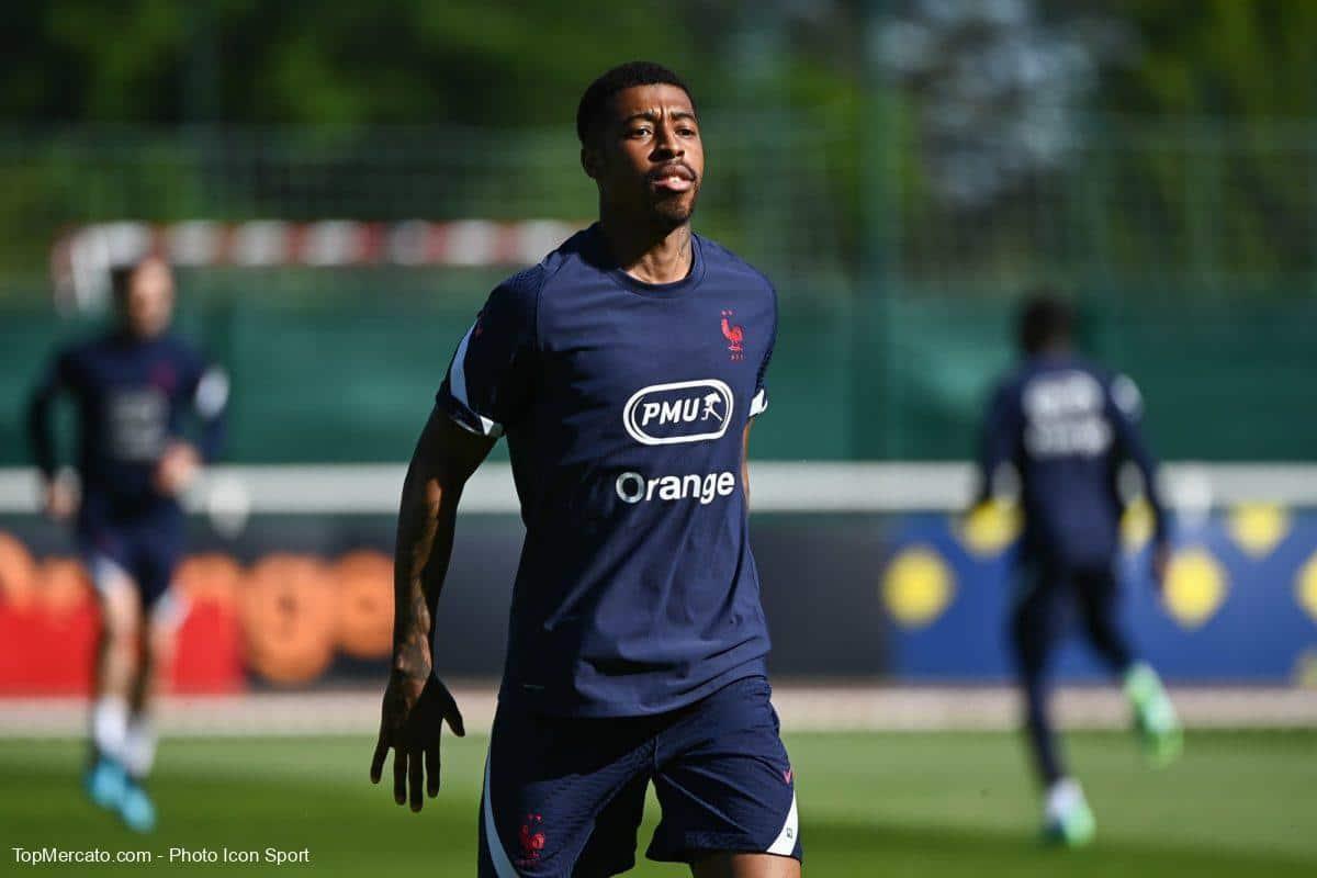 Presnel Kimpembe, Equipe de France