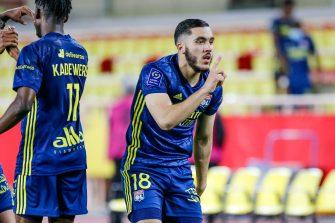 Rayan Cherki, Olympique Lyonnais