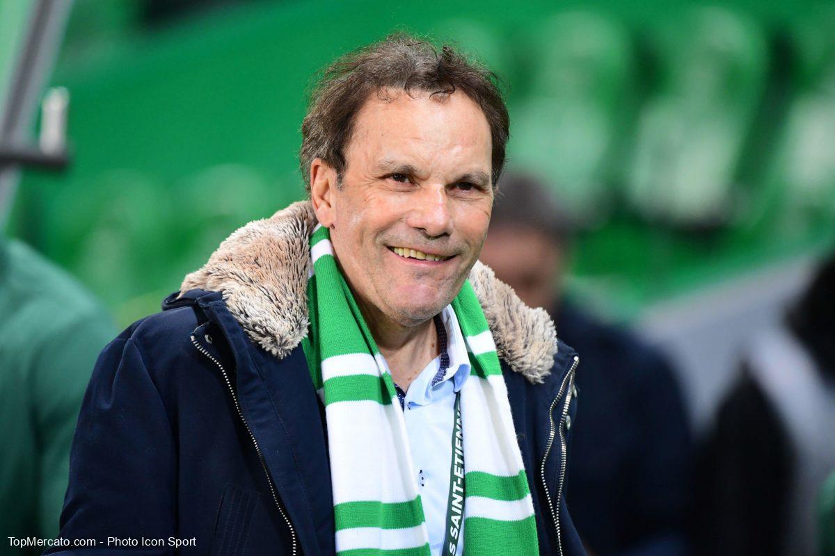Roland Romeyer, AS Saint-Etienne