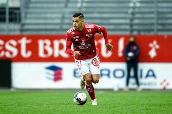 Romain Faivre, Stade Brestois