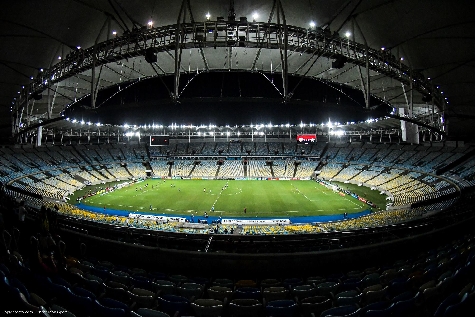 Stade Maracana, Brésil