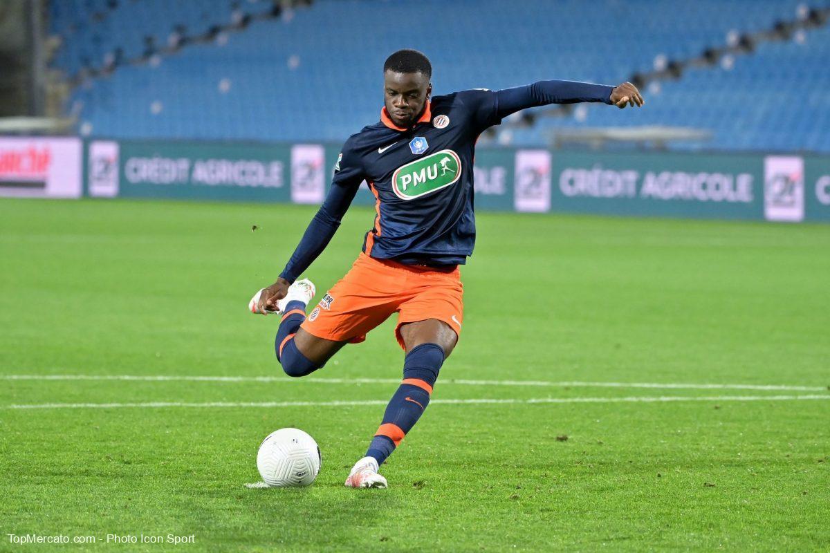 Stephy Mavididi, Montpellier PSG
