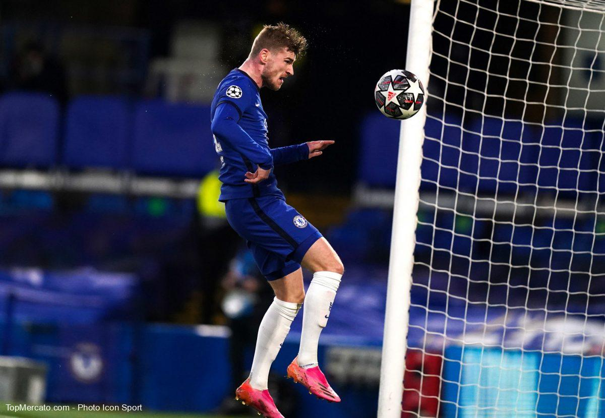 Timo Werner, Chelsea-Real