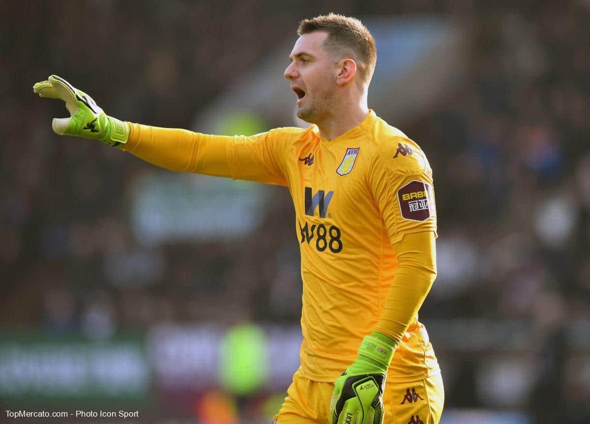 Tom Heaton, Aston Villa