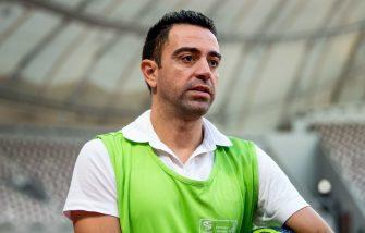 Xavi Hernanez, Al-Sadd