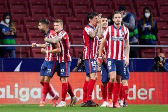 Yannick Ferreira Carrasco, Atletico Madrid-Real Sociedad