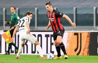 Zlatan Ibrahimovic, Juventus-Milan