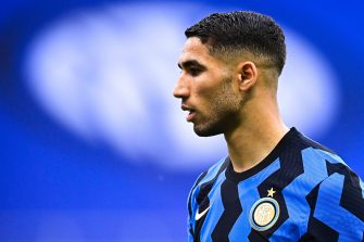 Achraf Hakimi, Inter Milan