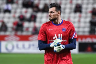 Alexandre Letellier, PSG
