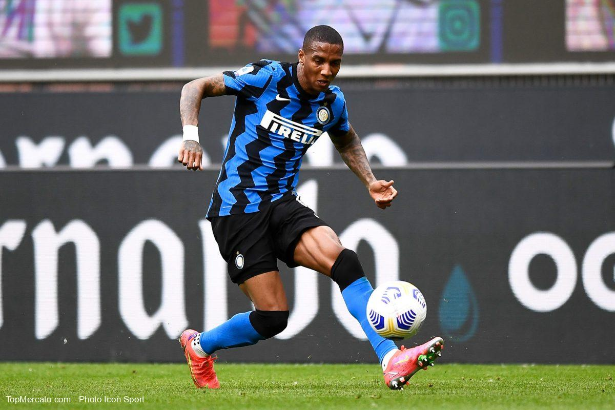 Ashley Young, Inter Milan