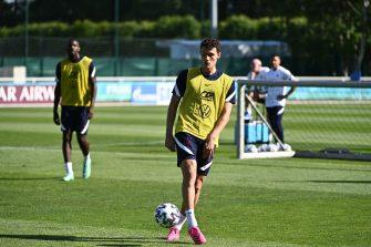 Benjamin Pavard, equipe de France