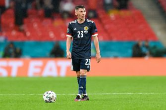 Billy Gilmour, Ecosse