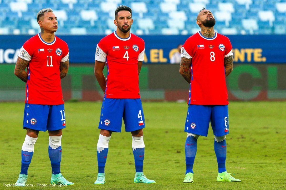 Chili, Copa America