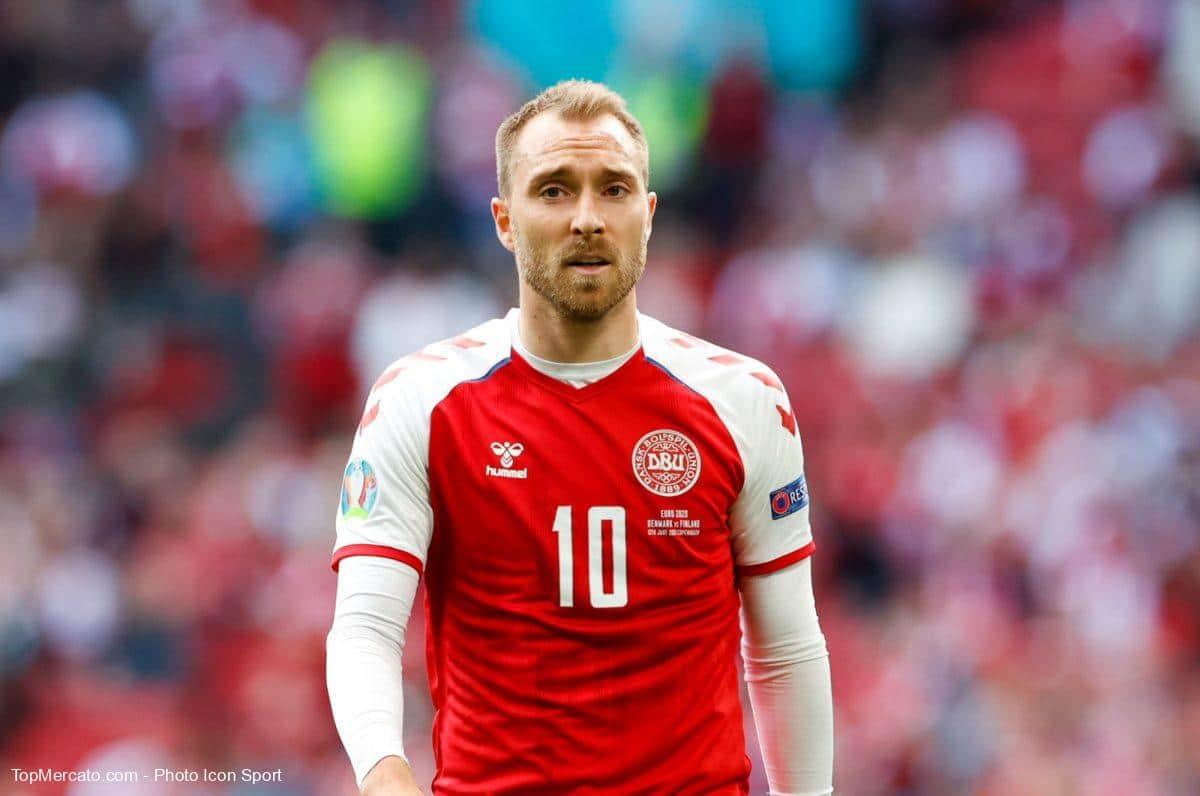 Christian Eriksen, Danemark-Finlande