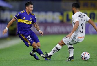 Cristian Pavon, Boca Juniors