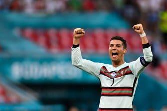 Cristiano Ronaldo, Equipe du Portugal