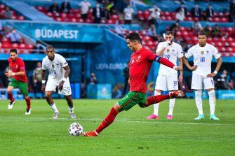 Cristiano Ronaldo, Portugal-France