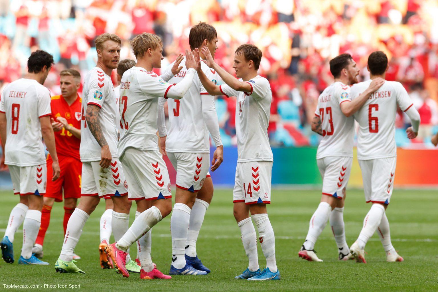 Euro 2021 : le Danemark assomme le Pays de Galles en 8es