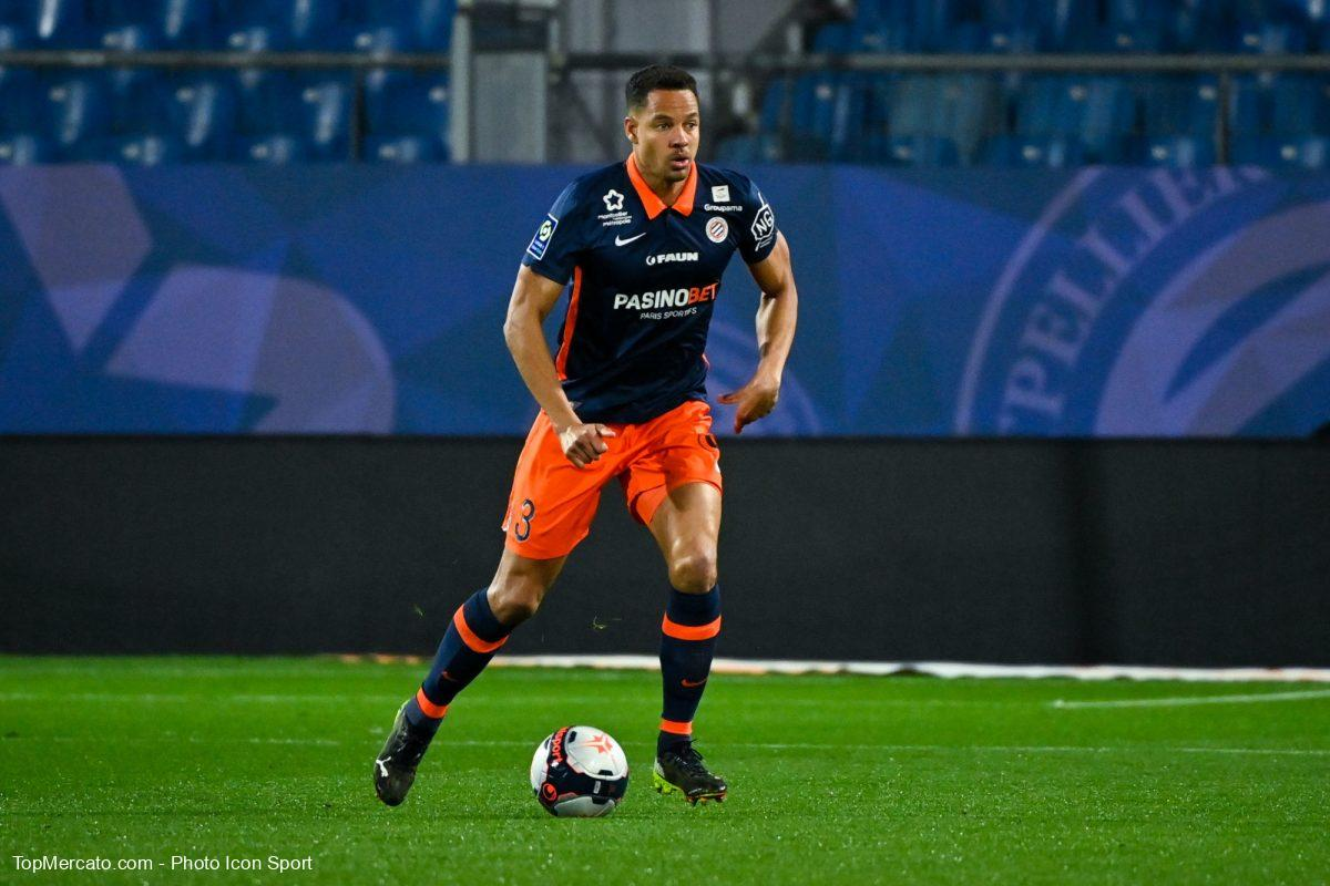 Daniel Congré, Montpellier