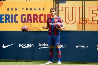 Eric Garcia, Barça