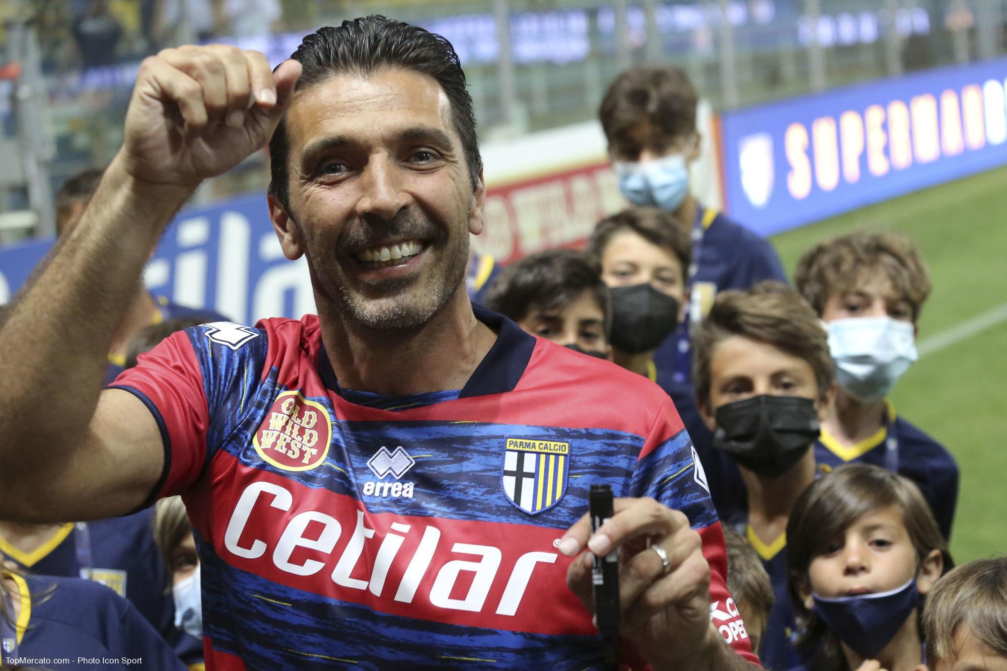 Gianluigi Buffon, Parme