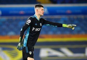 Ilan Meslier, Leeds United
