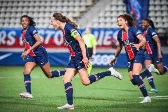 Irene Paredes, PSG-Dijon