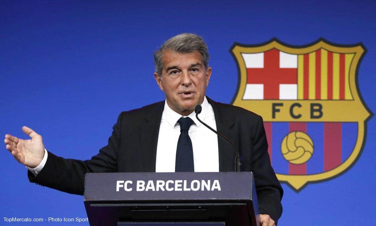 Joan Laporta, Barça