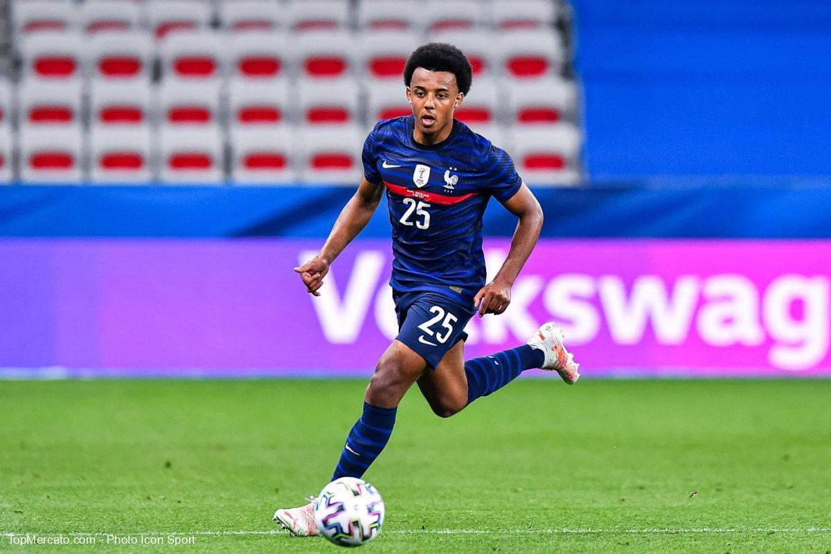 Jules Koundé, équipe de France