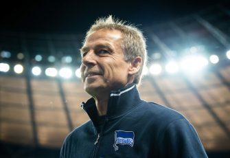 Jurgen Klinsmann, Hertha Berlin