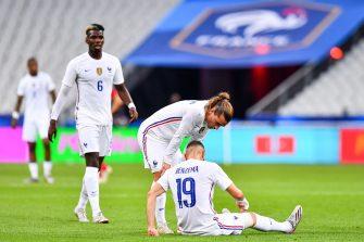 Karim Benzema, Antoine Griezmann, Equipe de France