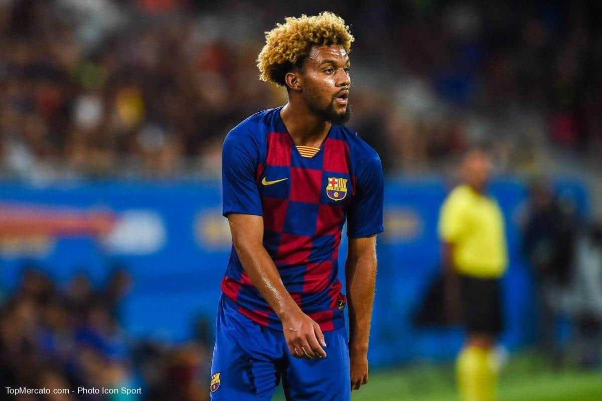 Konrad de la Fuente, FC Barcelone
