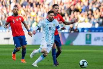 Lionel Messi, Argentine - Chili
