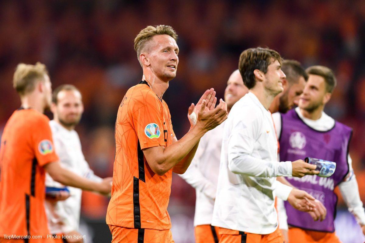 Luuk de Jong, Pays-Bas
