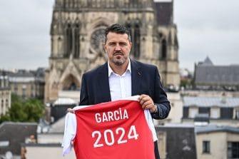 Oscar Garcia, Stade de Reims