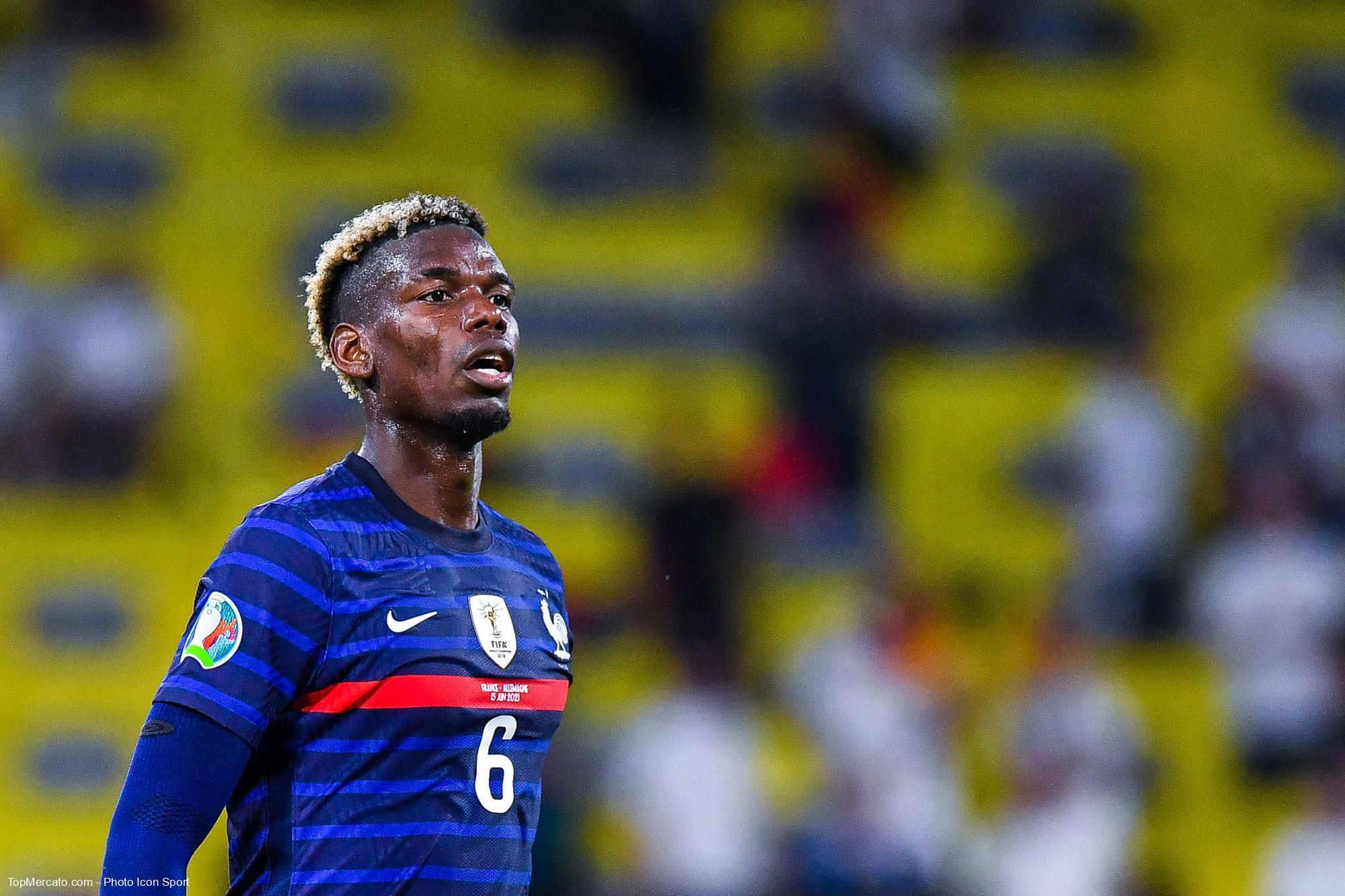 Paul Pogba, France-Allemagne
