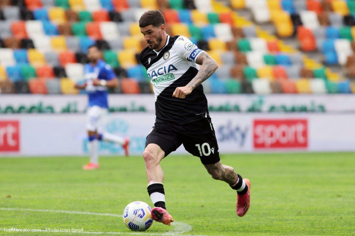 Rodrigo De Paul, Udinese